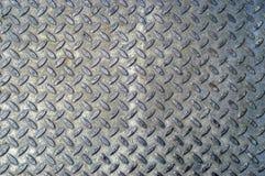 покрашенный b серебр плиты диаманта Стоковая Фотография RF