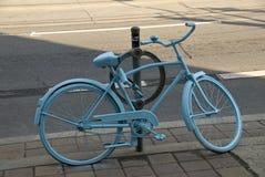 покрашенный bike Стоковые Фотографии RF