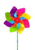 покрашенный pinwheel стоковое фото