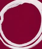 Покройте краской абстрактную нарисованную вручную предпосылку с падениями и брызните Стоковая Фотография RF