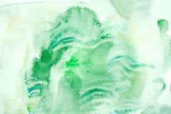 Покройте краской текстуру, предпосылку цвета акварели, выплеск краски акварели стоковые фотографии rf