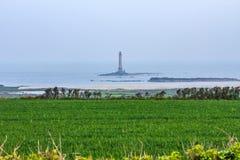 Покройте Ла Гаагу de, Нормандию, Францию Стоковые Фотографии RF