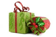 покрывает праздник подарка Стоковое Изображение