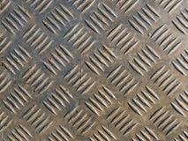 покрынный металл предпосылки Стоковое Изображение