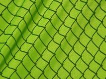 покрытая загородка Стоковое Фото