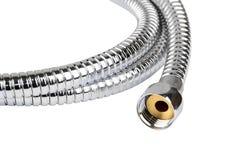 Покрытая хромом труба ливня Стоковая Фотография RF