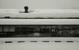 Покрытое здание Стоковое Фото