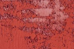 покрытые старые стены краски Стоковые Изображения