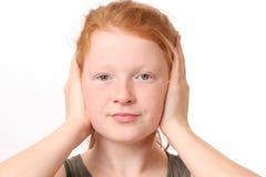 Покрытые уши Стоковые Фотографии RF