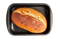 Покрытый коркой французский хлебец Стоковые Фотографии RF