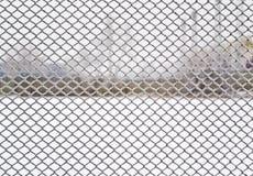 покрытый провод заморозка стоковые изображения