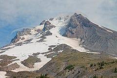 покрытый снежок горы Стоковая Фотография RF