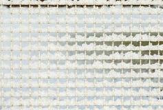 покрытый снежок загородки Стоковая Фотография