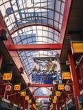 Покрытый торговый центр, токио Стоковые Изображения