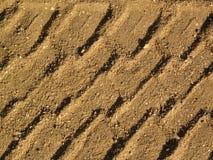 покрышка следа Стоковое Изображение RF
