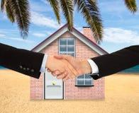 Покупать мой пляжный домик Стоковые Изображения RF