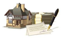 Покупающ и продающ дом