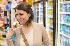 Покупая вода Стоковая Фотография RF