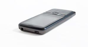 покупая сотовые телефоны продавая обслуживание стоковые фото