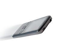 покупая сотовые телефоны продавая обслуживание стоковые изображения rf