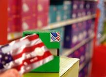 покупка америки Стоковые Фотографии RF