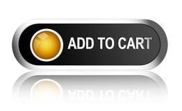 покупка кнопки Стоковые Фото