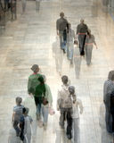 покупка людей Стоковое Фото