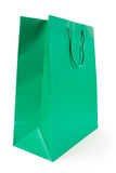покупка мешка зеленая Стоковая Фотография