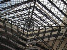 покупка мола потолка Стоковая Фотография