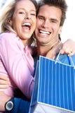 покупка пар Стоковая Фотография RF