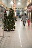 покупка рождества Стоковое фото RF