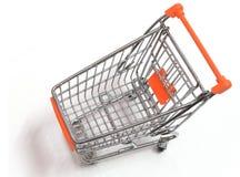 покупка тележки стоковая фотография