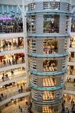 покупка толпы Стоковое фото RF
