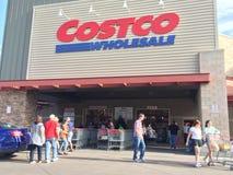Покупки оптовой продажи Costco Стоковое Фото