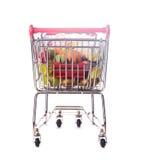 Покупки пасхи Стоковая Фотография RF