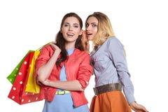 Покупки, продажа и концепция подарков Стоковое Изображение