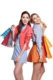 Покупки, продажа и концепция подарков Стоковая Фотография