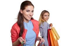 Покупки, продажа и концепция подарков Стоковое Изображение RF