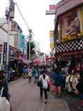 Покупки harajuku Substreet Стоковые Фотографии RF