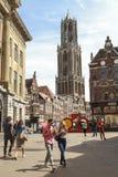 Покупки Utrecht Стоковое Изображение