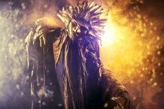 Поклонение Солнця стоковая фотография rf