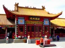 Поклонение Budda стоковая фотография rf