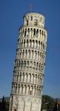 полагаясь башня pisa Стоковые Фото
