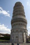 полагаясь башня piza иллюстрация штока