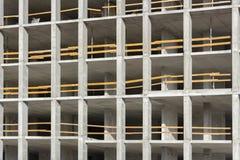 пола Часть стены незаконченного здания Стоковое Изображение RF