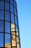 полдень города стоковое изображение rf