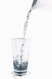 полейте воду Стоковая Фотография