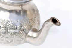 полейте чайник spout Стоковое Изображение