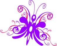 полет бабочек Стоковая Фотография