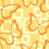 полет бабочки Стоковая Фотография